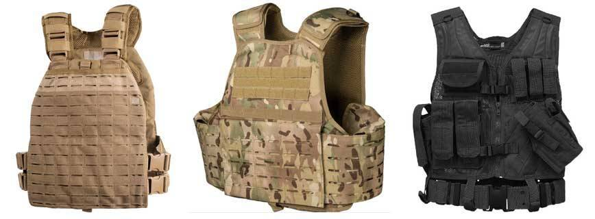 Tactical / Combat Vests