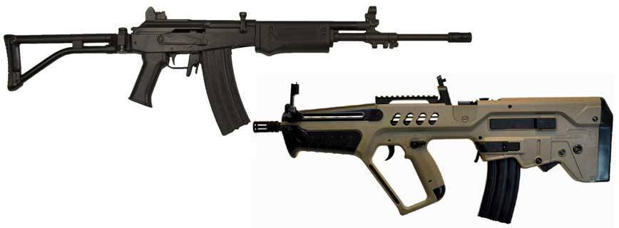 Galil / Tavor Series