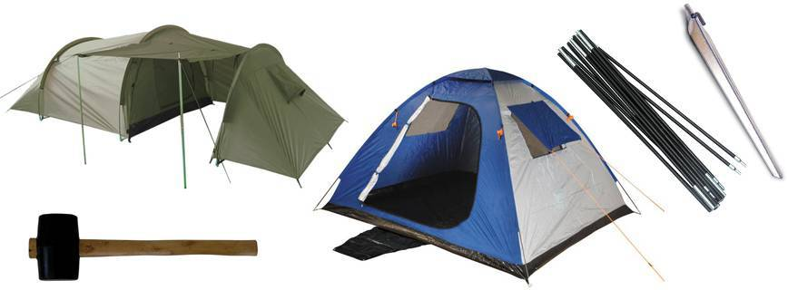 Tents / Accessories