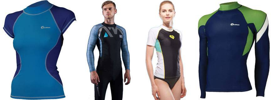 Rash Guard / Swimwear
