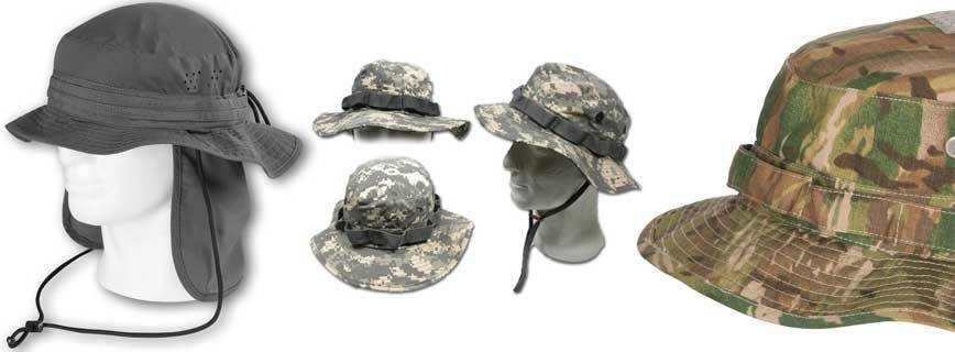 Jungle / Boonie Hats