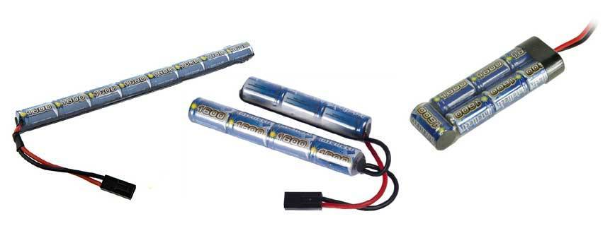 8,4 Volt Batteries