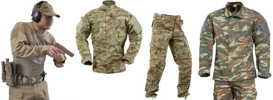 Uniforms / Combat Shirt