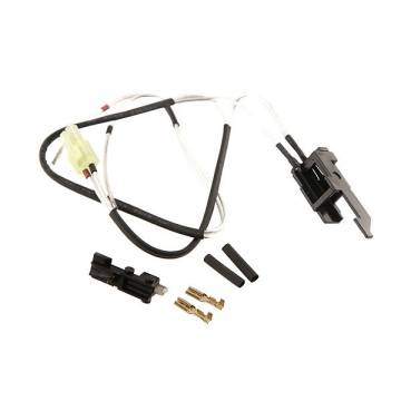 King Arms Silver Cords/Switches Set for Ver.3 G36 (Front Wiring)