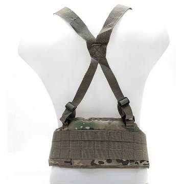 Molle II Panel Platform Waist Belt Suspender - Multicam