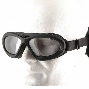 Revision Bullet ANT 2 Tactical Goggle (Black-Clear)