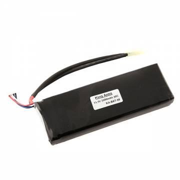 King Arms LiPo battery 11.1V 3300mAh 20C