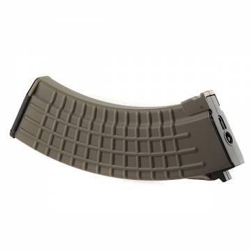 King Arms 70rds Waffle Pattern Mag for AK series - DE