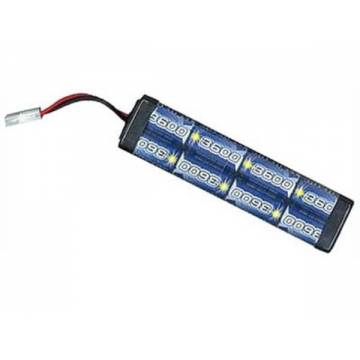 Intellect Battery 9,6V 3600mAh (Large Type)