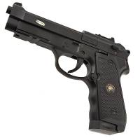 HFC Beretta 92FS Tactical Co2 (Full Metal)