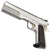 HFC HG 125S Gas Pistol - Silver
