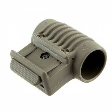 Element FAB Defense Offset QD Flashlight/Laser Mount - OD