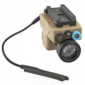 Element LLM 01 Flashlight & Laser pointer - TAN