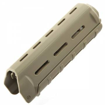 Element MOE Hand Guard w/ Rail - DE