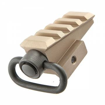 Element Pyramid Angled Rail Adapter - DE