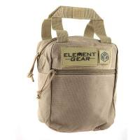 Z Tactical Cordura Pouch for COMTAC II Headset (Khaki)