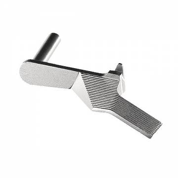 Element Long Wide Slide Stop for Hi-Capa (Silver)