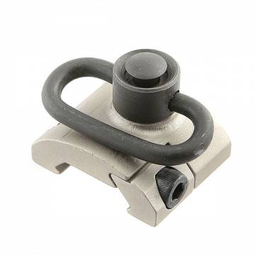 Element Gear Sector QD Socket Rail Mount - DE