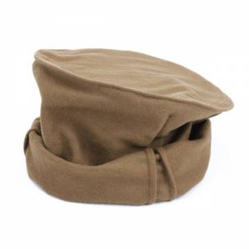 King Arms Afghanistan pancake Hat - Brown