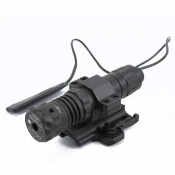 King Arms L300 Visible Green Laser w/ Throw lever Ring