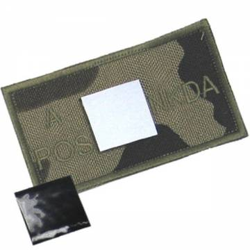 King Arms NDKA Blood Type Patch - Woodland - A