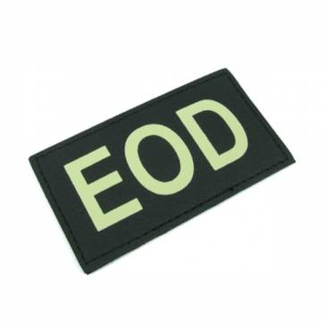 King Arms EOD Velcro Patch - 55 x100mm