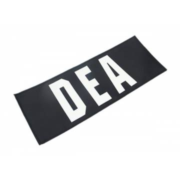 King Arms DEA Velcro Patch