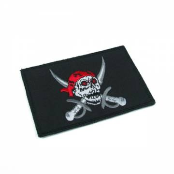 Kingf Arms SEAL 5 Pirate Embroidery Patch