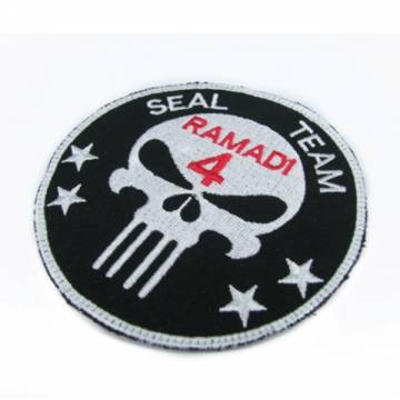 King Arms Seal Ramadi 4 Embroidery Patch