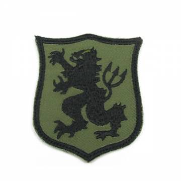 King Arms Seal Gold Team Lion-S Embroidery Patch - OD