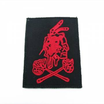 King Arms Seal Devgru Embroidery Patch - BK