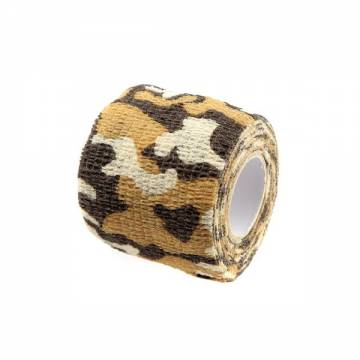 Camouflage Fabric 5x450cm (Desert Camo)