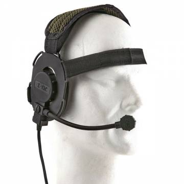 Z Tactical Bowman EVO III Doulbe Side Headset - Black