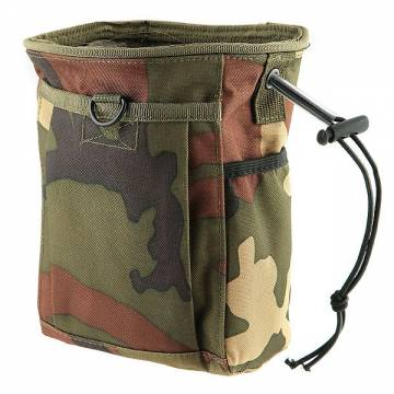 General Purpose Molle Mag Drop Pouch - Woodland