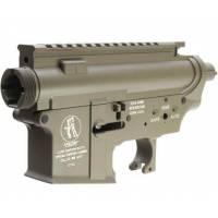 King Arms M16 Metal Body - TROY - DE
