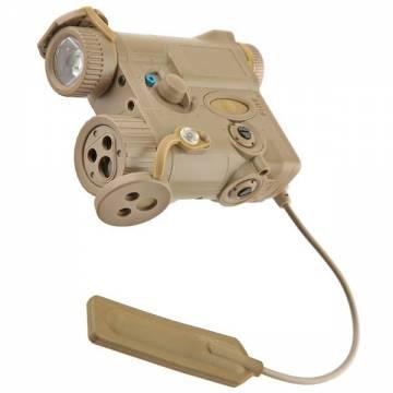 Element AN / PEQ-16A Integrated Pointer Illumunator - TAN