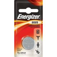 Energizer Lithium Battery 3V CR2025