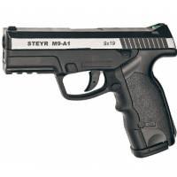 STEYR Mannlicher M9-A1 4,5mm - Silver Slide
