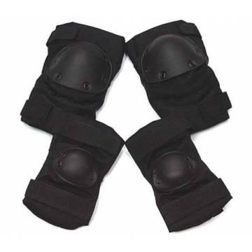 ProGuard Knee & Elbow Pads - Black