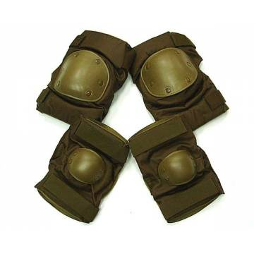 ProGuard Knee & Elbow Pads - Coyote Brown