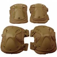 Emerson Advanced Knee / Elbow Pad Set - Coyote Brown