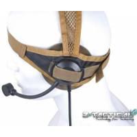 Z Tactical Selex TASC 1 Headset (Dark Earth)