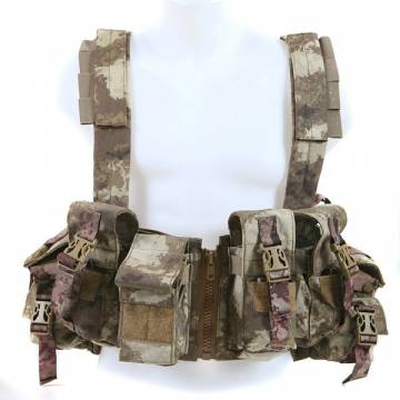 Emerson 1961D Split Front Chest Rig - A-Tacs