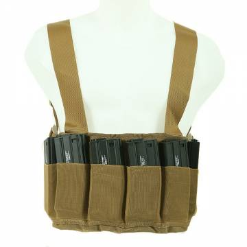 Ten Speed Chest Rig - Coyote Brown