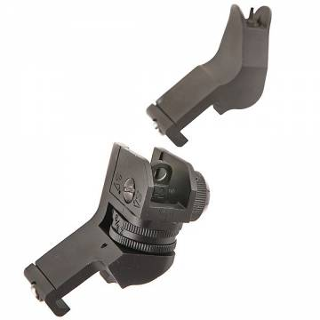 RTS 45 Angled RIS Front & Rear Sights
