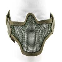 Black Bear Stalker Style Shadow Mesh Mask (OD)