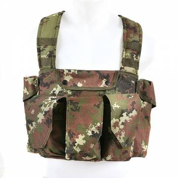Model 42 Commando Chest Rig - Vegetata