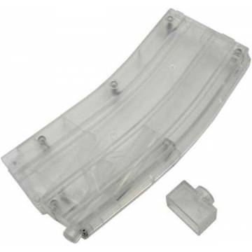 King Arms XL size BB loader - Clear