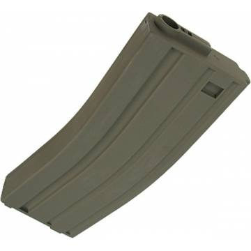 King Arms 120 Rds Magazine for M4 series - OD