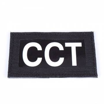 King Arms USAF CCT Patch - Black / Tan